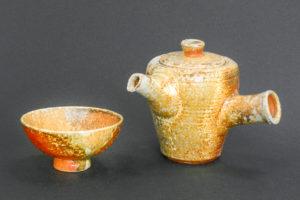 Small sencha tea bowl (kyûsu)